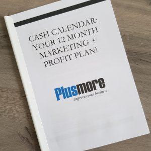 Cash Calendar Planner